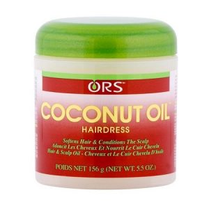 ORS – COCONUT OIL HAIRDRESS 1