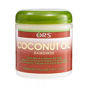 ORS – COCONUT OIL HAIRDRESS 2
