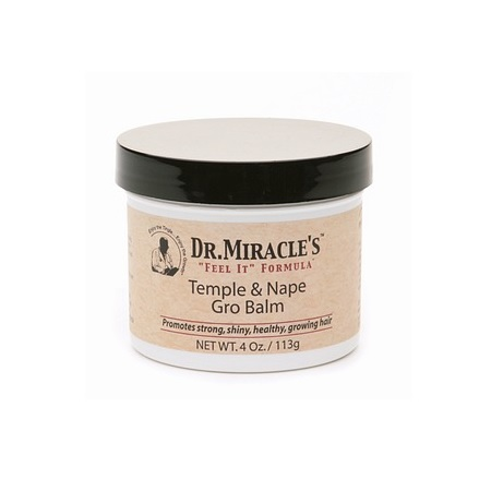 DR.MIRACLE-TEMPLE & NAPE GRO BALM 4 OZ/ 113 G
