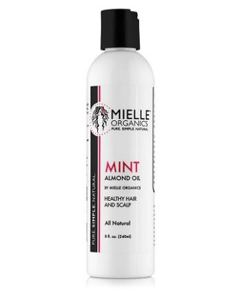 MINT ALMOND OIL FOR HEALTHY HAIR