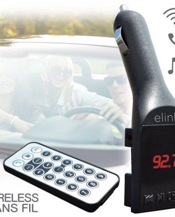 ELINK - ÉMETTEUR FM AVEC TÉLÉCOMMANDE, BTT653