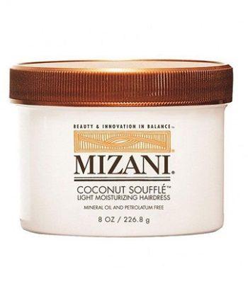 MIZANI - COCONUT SOUFFLÉ LIGHT MOISTURIZING HAIRDRESS (LA COIFFURE HYDRATANTE LÉGÈRE À LA NOIX DE COCO), 8 OZ / 226.8 G