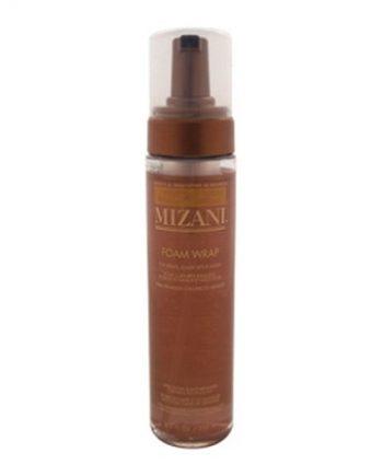 MIZANI - FOAM WRAP FOR WRAPS, ROLLER SETS & MOLDS (POUR COIFFURES PLAQUÉES, POSE DE ROULEAUX ET MISES EN PLI), 8.5 FL.OZ / 250 ML
