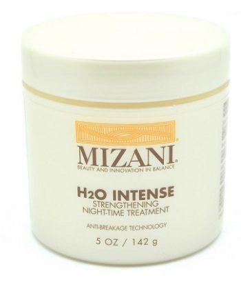 MIZANI - H2O INTENSE STRENGTHENING NIGHT-TIME TREATMENT ANTI-BREAKAGE TECHNOLOGY (LE TRAITEMENT INTENSIF DE NUIT H2O), 5 OZ / 142 G