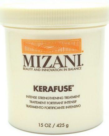 MIZANI - KERAFUSE INTENSE STRENGTHENING TREATMENT (TRAITEMENT INTENSIF FORTIFIANT), 15 OZ / 425 G