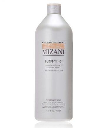 MIZANI - PURIPHYING INTENSE CLEANSING SHAMPOO (SHAMPOOING PURIFIANT), 33.8 FL. OZ / 1 LITER