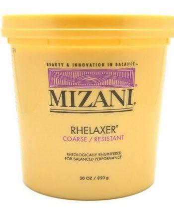 MIZANI - RHELAXER COARSE / RESISTANT, RHEOLOGICALLY ENGINEERED FOR BALANCED PERFORMANCE (RHELAXER POUR LES CHEVEUX DURS / RÉSISTANTS), 30 OZ / 850 G