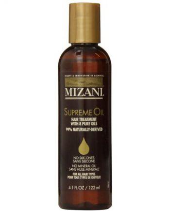 MIZANI - SUPREME OIL HAIR TREATMENT WITH 8 PURE OILS 99% NATURALLY-DERIVED, 4.1 FL.OZ / 122 ML