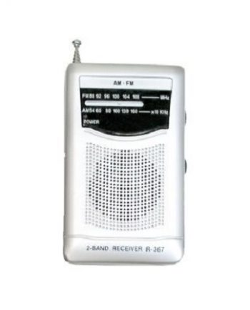 ESCAPE - MINI RADIO AM / FM, R-367