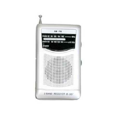 ESCAPE - MINI RADIO AM / FM, R-367