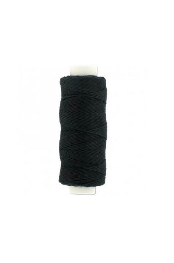 MAGIC COLLECTION - NYLON WEAVING THREAD BLACK 187 METERS PROFESSIONAL ITEM NO. 140105BLA