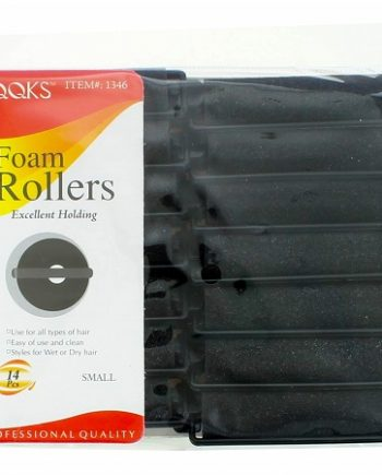 LQQKS - PAQ. OF 14 FOAM ROLLERS EXCELLENT HOLDING SMALL, PROFESSIONAL QUALITY, ITEM NO. 1346
