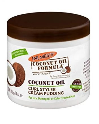 Curl Styler Cream Pudding 14 oz