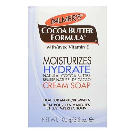 Moisturizes Hydrate cream soap
