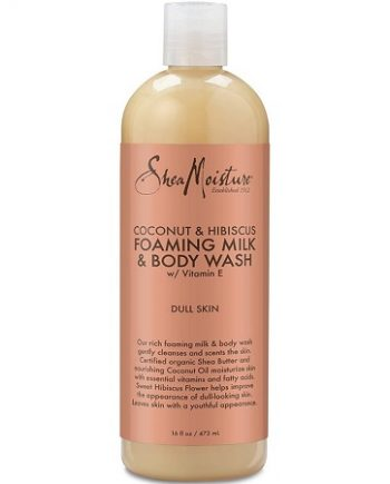 FOAMING MILK BODY WASH