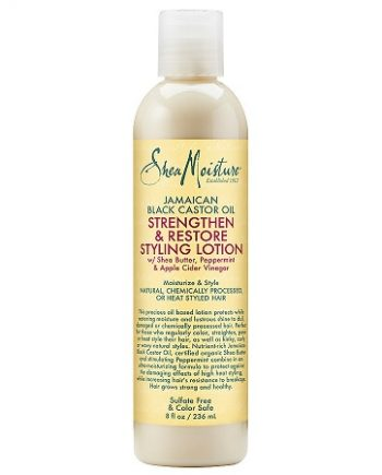JAMAICAN BLACK CASTOR OIL STRENGTHEN AND RESTORE STYLING LOTION