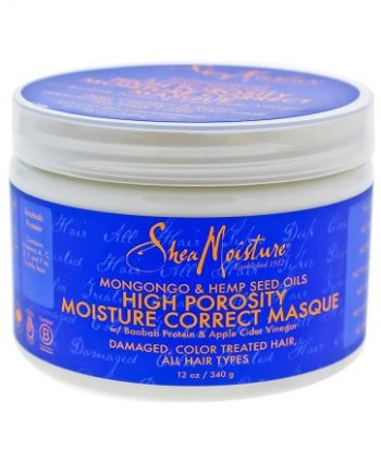 HIGH POROSITY MOISTURE CORRECT MASQUE