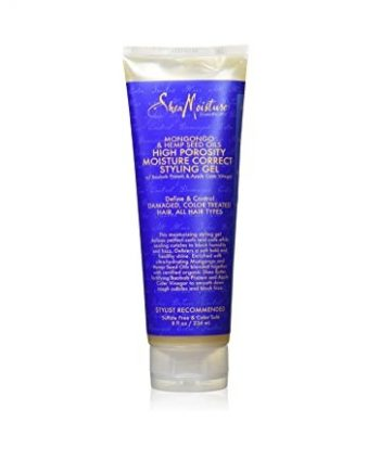 HIGH POROSITY MOISTURE CORRECT STYLING GEL