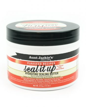 hydrating sealing butter