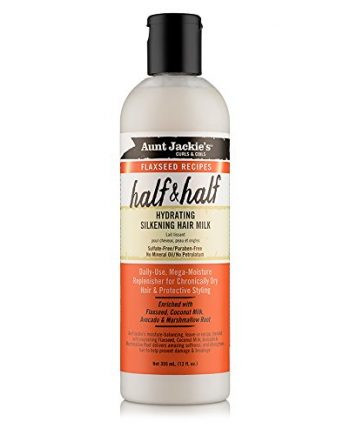 Hydrating Silkening Hair Milk