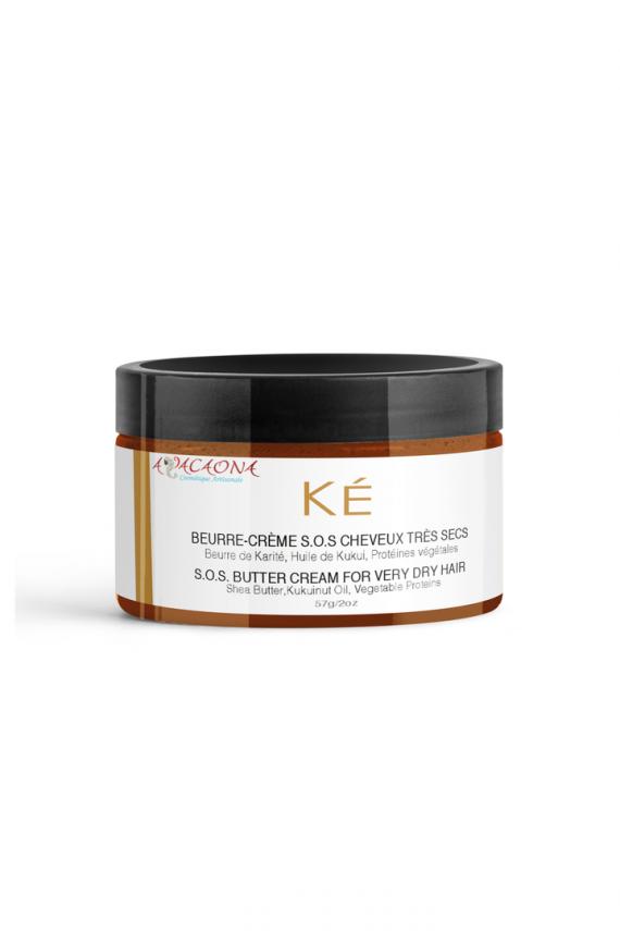 KÉ Beurre-crème coiffant naturel