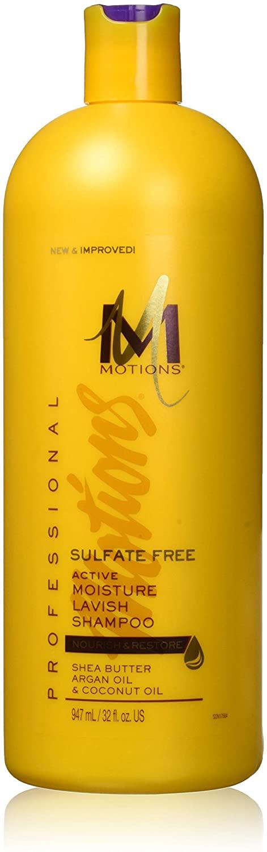 active moisture lavish shampoo