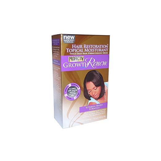 Hair Restoration Topical Moisturant