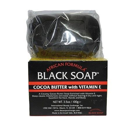 BLACK SOAP COCOA BUTTER
