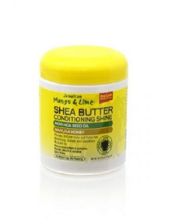 SHEA BUTTER CONDITIONING MORINGA SEED OIL