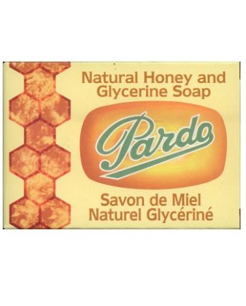 NATURAL HONEY AND GLYCERINE SOAP