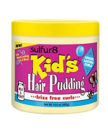 HAIR PUDDING FRIZZ FREE CURLS