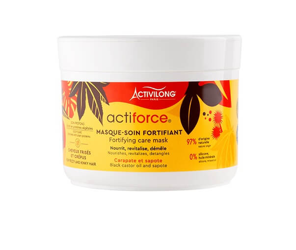ACTI FORCE MASQUE-SOIN FORTIFIANT