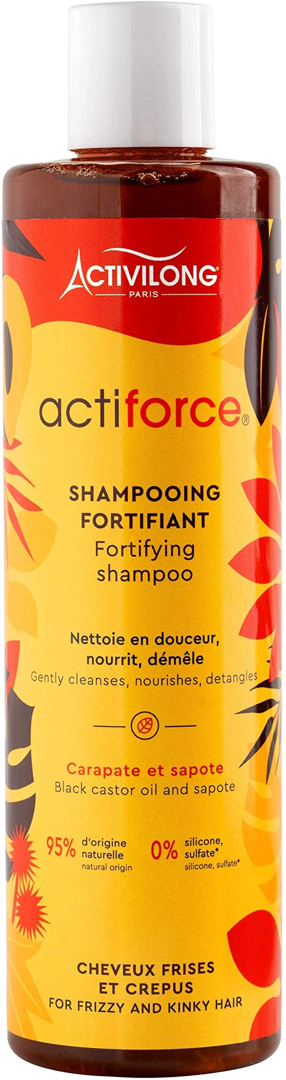 ACTI FORCE SHAMPOOING FORTIFIANT