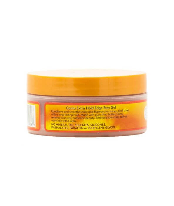 EXTRA HOLD EDGE STAY GEL FOR NATURAL HAIR