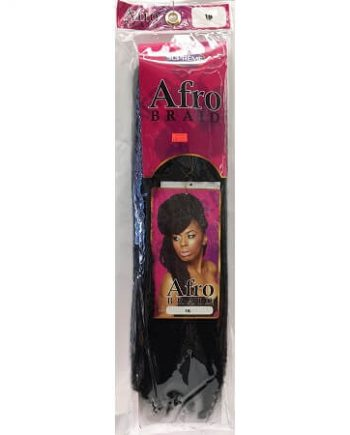 AFRO BRAID COLOR 1B