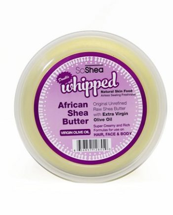 DOUBLE WHIPPED AFRICAN SHEA BUTTER