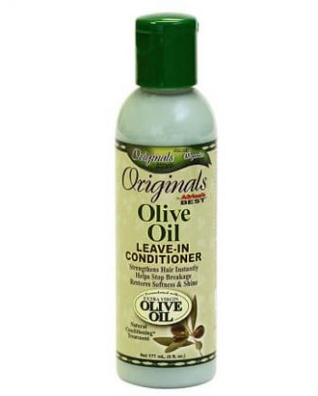 OLIVE OIL LEAVE-IN CONDITIONER