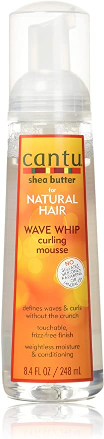 WAVE WHIP CURLING MOUSSE