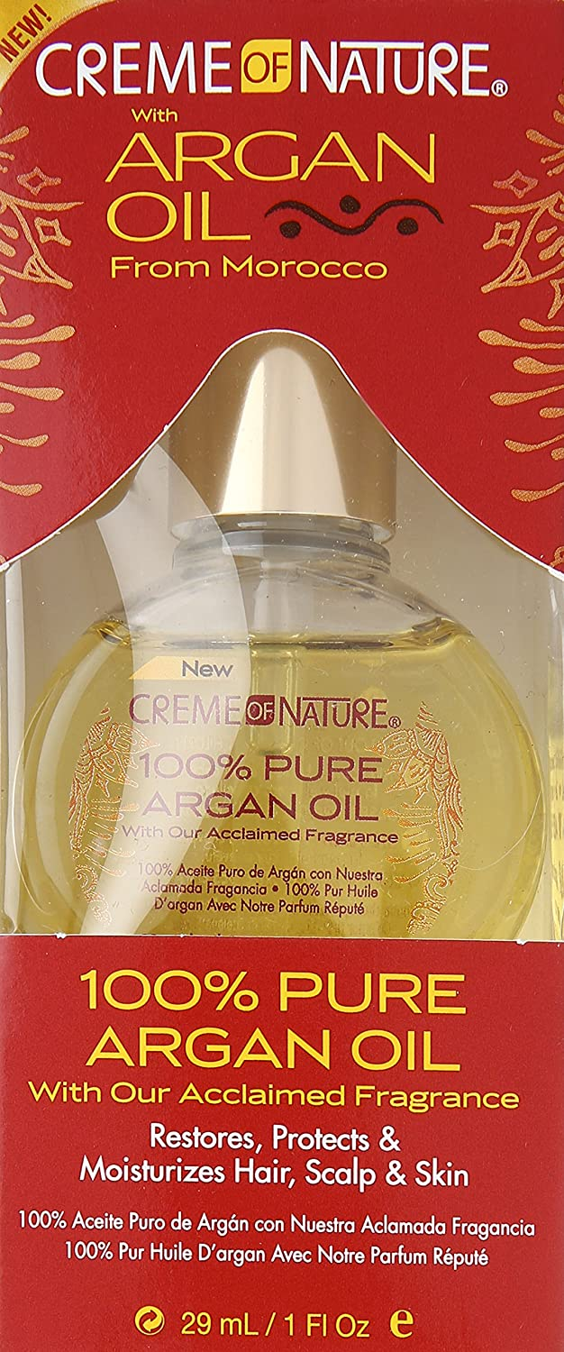 PURE ARGAN OIL WITH OUR ACCLAIMED FRAGANCE