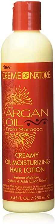 CREAMY OIL MOISTURIZING HAIR LOTION