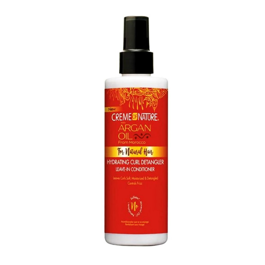 HYDRATING CURL DETANGLER LEAVE-IN CONDITIONER