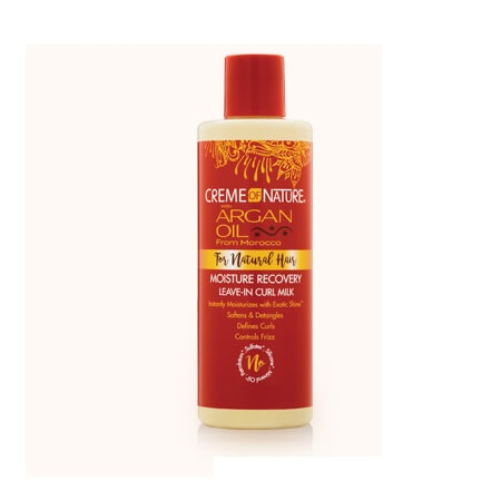 MOISTURE RECOVERY LEAVE-IN CURL MILK