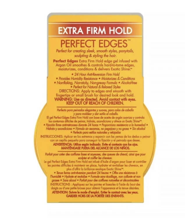 PERFECT EDGES EXTRA FIRM HOLD