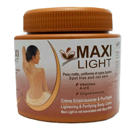 LIGHTENING AND PURIFYING BODY CREAM