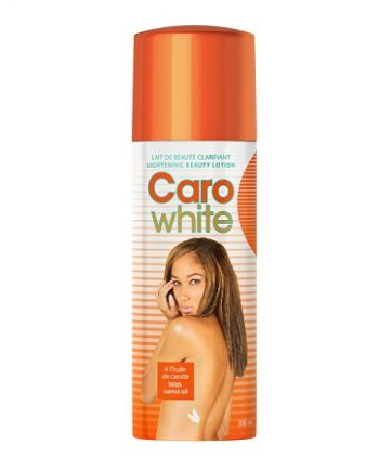 LIGHTENING BEAUTY LOTION WITH CARROT