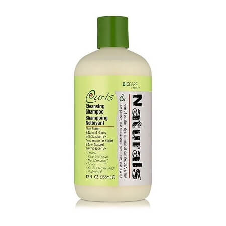 CLEANSING SHAMPOO