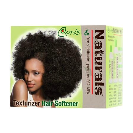 TEXTURIZER HAIR SOFTENER KIT