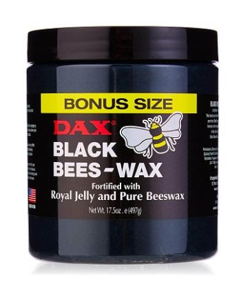 BLACK BEES-WAX FORTIFIED WITH ROYAL JELLY & PURE BEESWAX