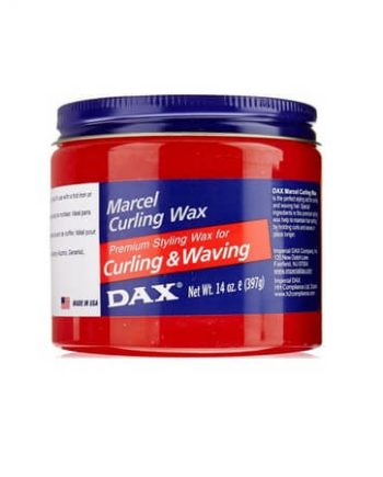 PRENIUM STYLING WAX FOR CURLING AND WAVING