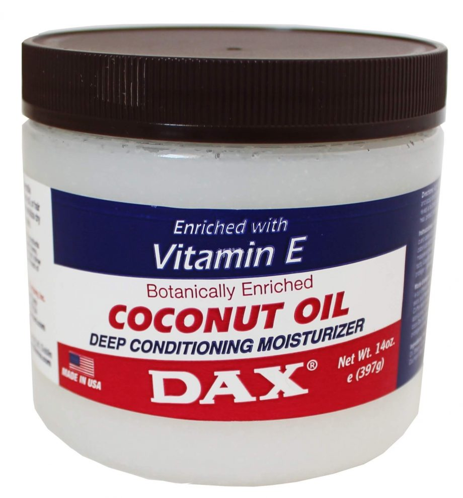 BOTANICALLY ENRICHED COCONUT OIL DEEP CONDITIONING MOISTURIZER